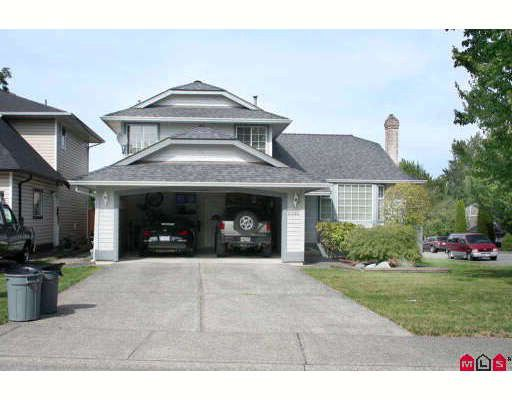 "Main Photo: 21393 87 Place in Langley: Walnut Grove House for sale in ""Forest Hills"" : MLS®# F2919212"
