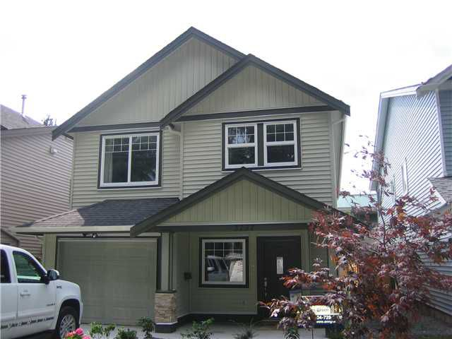 Main Photo: 3233 FOX Street in Port Coquitlam: Central Pt Coquitlam House for sale : MLS®# V824054