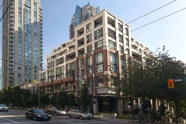 "Main Photo: 306 988 RICHARDS Street in Vancouver: Downtown VW Condo for sale in ""TRIBECA LOFTS"" (Vancouver West)  : MLS®# V839608"