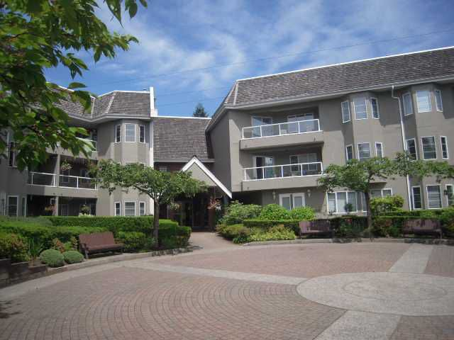 "Main Photo: 308 2020 CEDAR VILLAGE Crescent in North Vancouver: Westlynn Condo for sale in ""Kirkstone Gardens"" : MLS®# V845483"