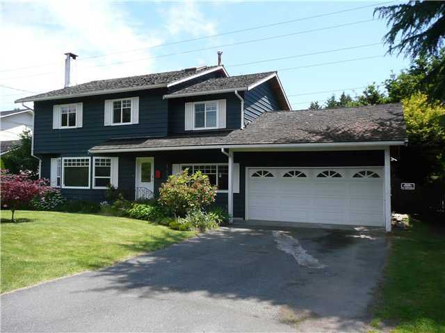 "Main Photo: 1434 53A Street in Tsawwassen: Cliff Drive House for sale in ""TSAWWASSEN HEIGHTS"" : MLS®# V866161"