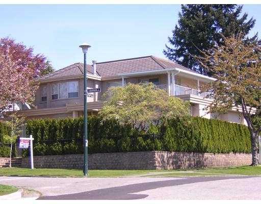 Main Photo: 6996 LABURNUM ST in Vancouver West, Kerrisdale: Kerrisdale House for sale (Vancouver West)  : MLS®# V588086
