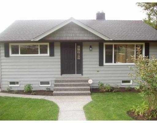 Main Photo: 7271 BARNET Road in Burnaby: Westridge BN House for sale (Burnaby North)  : MLS®# V767216