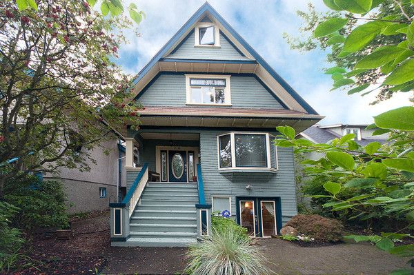Main Photo: 276 W 17TH Avenue in Vancouver: Cambie House for sale (Vancouver West)  : MLS®# V852125