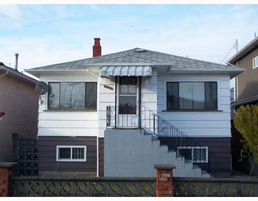 Main Photo: 3191 E 29TH Avenue in Vancouver: Renfrew Heights House for sale (Vancouver East)  : MLS®# V758538