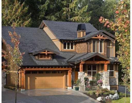"Main Photo: 61 24185 106B Avenue in Maple Ridge: Albion House 1/2 Duplex for sale in ""TRAILS EDGE"" : MLS®# V779001"