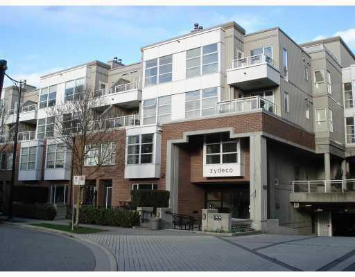 """Main Photo: 201 2768 CRANBERRY Drive in Vancouver: Kitsilano Condo for sale in """"ZYDECO"""" (Vancouver West)  : MLS®# V780798"""