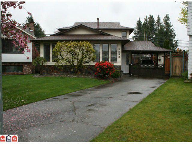 Main Photo: 3359 271B Street in Langley: Aldergrove Langley House for sale : MLS®# F1011403