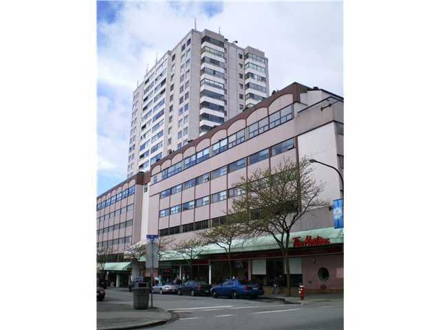 """Main Photo: 608 615 BELMONT Street in New Westminster: Uptown NW Condo for sale in """"THE BELMONDO"""" : MLS®# V831838"""