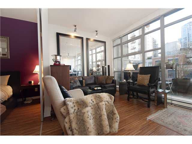 """Main Photo: 605 1228 HOMER Street in Vancouver: Downtown VW Condo for sale in """"Ellison"""" (Vancouver West)  : MLS®# V840902"""