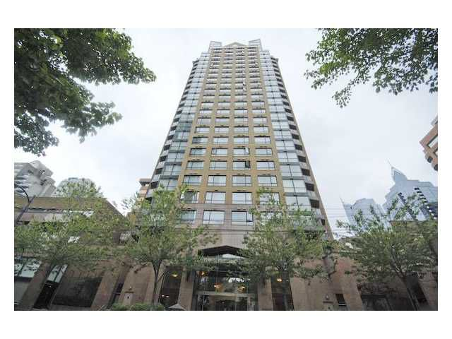 """Main Photo: 708 1189 HOWE Street in Vancouver: Downtown VW Condo for sale in """"GENESIS"""" (Vancouver West)  : MLS®# V867772"""