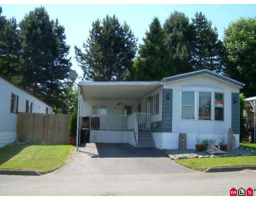 "Main Photo: 102 8224 134TH Street in Surrey: Queen Mary Park Surrey Manufactured Home for sale in ""Squiregate"" : MLS®# F2819697"