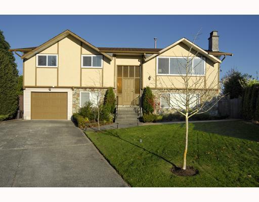 Main Photo: 7260 WOOLRIDGE Court in Richmond: Quilchena RI House for sale : MLS®# V743606