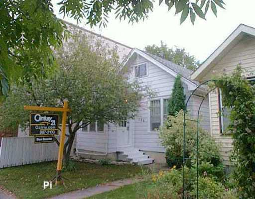 Main Photo: 296 HAMEL Avenue in WINNIPEG: St Boniface Single Family Detached for sale (South East Winnipeg)  : MLS®# 2514917