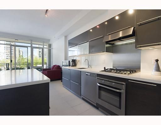 """Main Photo: 505 1252 HORNBY Street in Vancouver: Downtown VW Condo for sale in """"PURE"""" (Vancouver West)  : MLS®# V767313"""