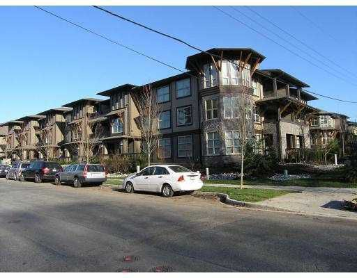 """Main Photo: 104 1468 ST ANDREWS Avenue in North Vancouver: Central Lonsdale Condo for sale in """"AVONDALE"""" : MLS®# V790961"""
