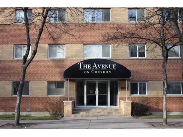 Main Photo: 565 CORYDON Avenue in WINNIPEG: Manitoba Other Condominium for sale : MLS®# 2950162