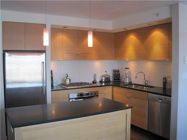 """Main Photo: 604 1055 HOMER Street in Vancouver: Downtown VW Condo for sale in """"DOMUS"""" (Vancouver West)  : MLS®# V844083"""