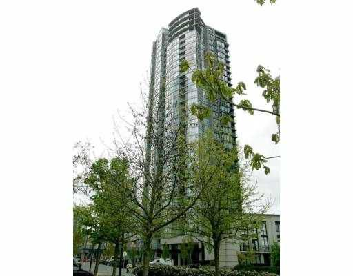 "Main Photo: 706 1438 RICHARDS Street in Vancouver: False Creek North Condo for sale in ""AZURA 1"" (Vancouver West)  : MLS®# V723562"