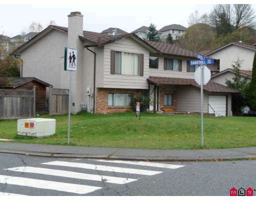 """Main Photo: 35269 SANDY HILL Crescent in Abbotsford: Abbotsford East House for sale in """"SANDY HILL"""" : MLS®# F2904652"""
