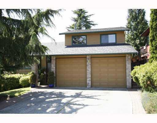 Main Photo: 1313 NOONS CREEK Drive in Port_Moody: Mountain Meadows House for sale (Port Moody)  : MLS®# V766930