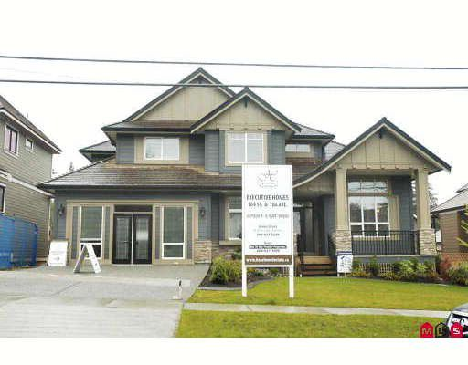 "Main Photo: 7880 164TH Street in Surrey: Fleetwood Tynehead House for sale in ""HAZELWOOD ESTATES"" : MLS®# F2920357"