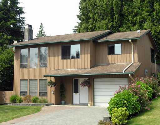 Main Photo: 3825 ULSTER Street in Port Coquitlam: Oxford Heights House for sale : MLS®# V810014
