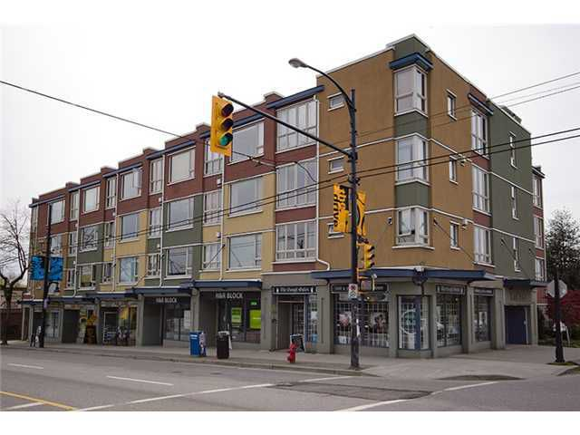 "Main Photo: 403 1688 E 4TH Avenue in Vancouver: Grandview VE Condo for sale in ""LA CASA"" (Vancouver East)  : MLS®# V840824"