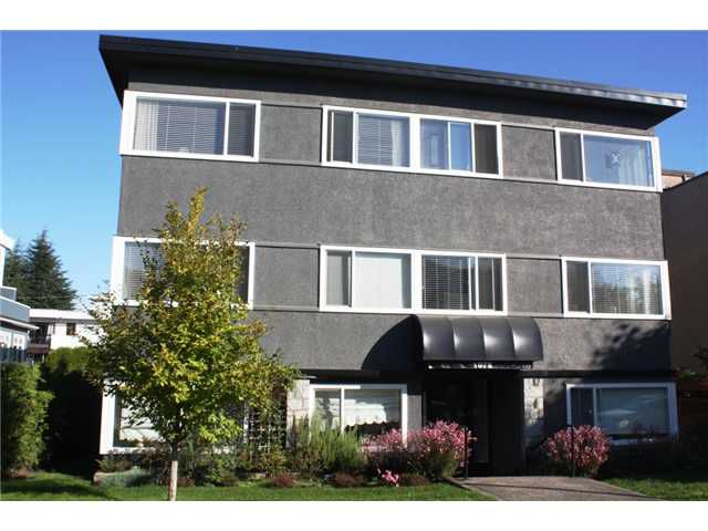 """Main Photo: 203 1075 W 13TH Avenue in Vancouver: Fairview VW Condo for sale in """"MARIE COURT"""" (Vancouver West)  : MLS®# V852821"""