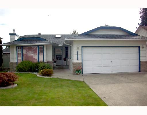 "Main Photo: 12316 193RD Street in Pitt_Meadows: Mid Meadows House for sale in ""SOMERSET"" (Pitt Meadows)  : MLS®# V736702"