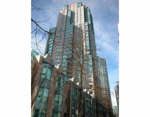 """Main Photo: 2105 1238 MELVILLE Street in Vancouver: Coal Harbour Condo for sale in """"POINTE CLAIRE"""" (Vancouver West)  : MLS®# V773020"""