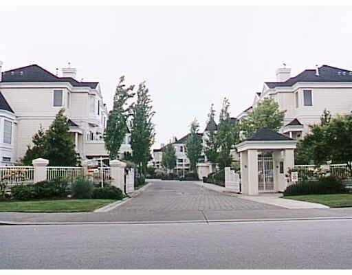 """Main Photo: 47 12411 JACK BELL Drive in Richmond: East Cambie Townhouse for sale in """"FRANCISCO VILLAGE"""" : MLS®# V775490"""