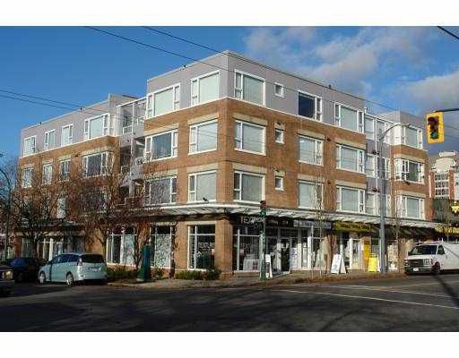 Main Photo: 205 2103 W 45TH Avenue in Vancouver: Kerrisdale Condo for sale (Vancouver West)  : MLS®# V744037