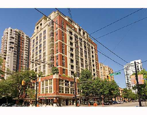 Main Photo: 811 819 HAMILTON Street in Vancouver: Downtown VW Condo for sale (Vancouver West)  : MLS®# V747715