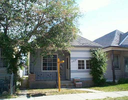 Main Photo: 295 HARBISON Avenue West in WINNIPEG: East Kildonan Single Family Detached for sale (North East Winnipeg)  : MLS®# 2609048