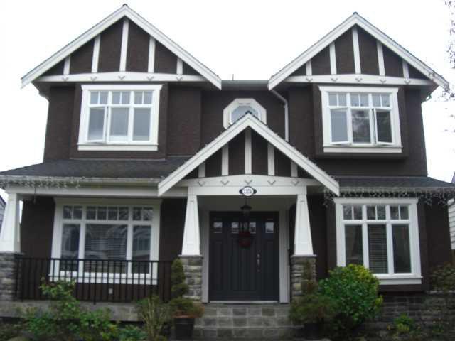 Main Photo: 2376 BONNYVALE Avenue in Vancouver: Fraserview VE House for sale (Vancouver East)  : MLS®# V817090