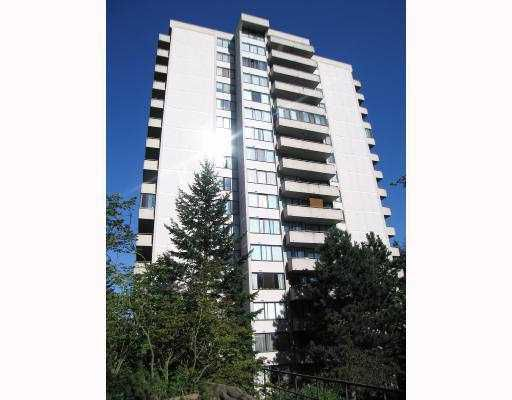 "Main Photo: 1506 2060 BELLWOOD Avenue in Burnaby: Brentwood Park Condo  in ""VANTAGE POINT"" (Burnaby North)  : MLS®# V800702"