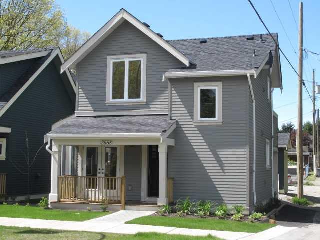 "Main Photo: 3665 WINDSOR Street in Vancouver: Fraser VE Condo for sale in ""WINDSOR ESTATES"" (Vancouver East)  : MLS®# V828216"