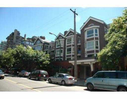 Main Photo: 1738 ALBERNI Street in Vancouver: West End VW Condo for sale (Vancouver West)  : MLS®# V613530