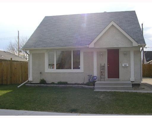 Main Photo: 566 WHYTEWOLD Road in WINNIPEG: St James Residential for sale (West Winnipeg)  : MLS®# 2808282