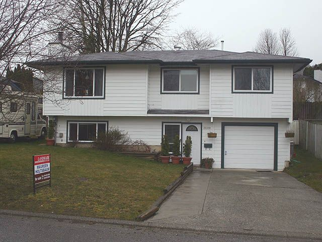 Main Photo: 35319 PURCELL Avenue in Abbotsford: Abbotsford East House for sale : MLS®# F2905661