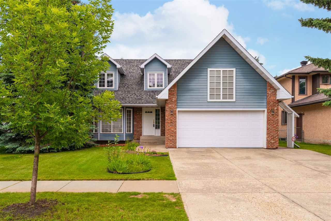 Main Photo: 7 Fieldstone Drive NW: Spruce Grove House for sale : MLS®# E4165399