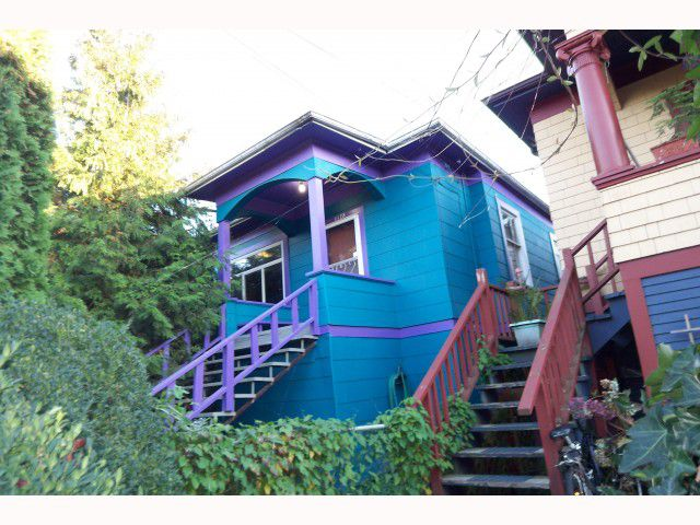Main Photo: 1178 E 14TH Avenue in Vancouver: Mount Pleasant VE House for sale (Vancouver East)  : MLS®# V792729