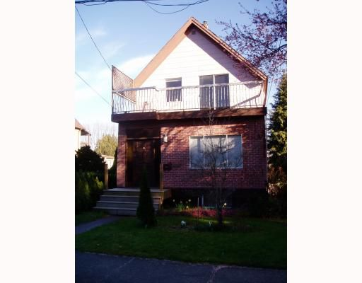 Main Photo: 502 ST GEORGE Street in New Westminster: Queens Park House for sale : MLS®# V808705