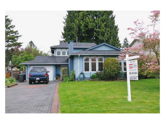 Main Photo: 1589 CHADWICK Avenue in Port Coquitlam: Glenwood PQ House for sale : MLS®# V828427