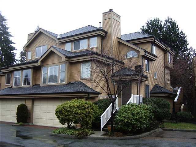 "Main Photo: 3648 GARIBALDI Drive in North Vancouver: Roche Point Townhouse for sale in ""SALISH ESTATES"" : MLS®# V862330"