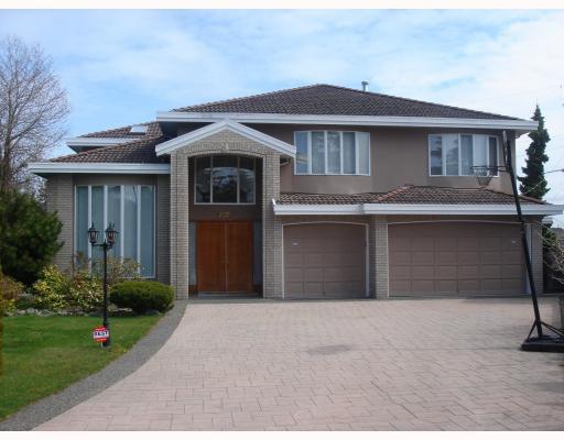 Main Photo: 5291 CALDERWOOD Crescent in Richmond: Lackner House for sale : MLS®# V761277