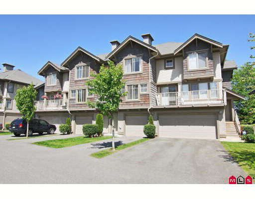 "Main Photo: 42 20761 DUNCAN Way in Langley: Langley City Townhouse for sale in ""WYNDHAM LANE"" : MLS®# F2913765"