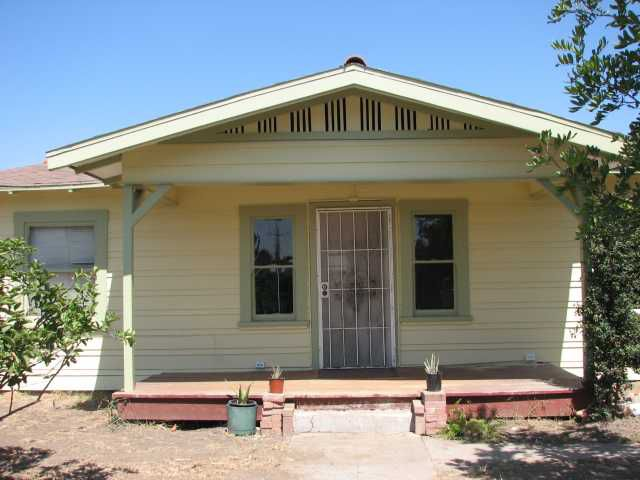 Main Photo: NORTH PARK House for sale : 2 bedrooms : 4189 Wabash in San Diego
