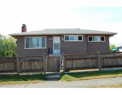 Main Photo: 3686 E 25TH Avenue in Vancouver: Renfrew Heights House for sale (Vancouver East)  : MLS®# V779796